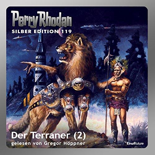 Der Terraner, Teil 2 audiobook cover art