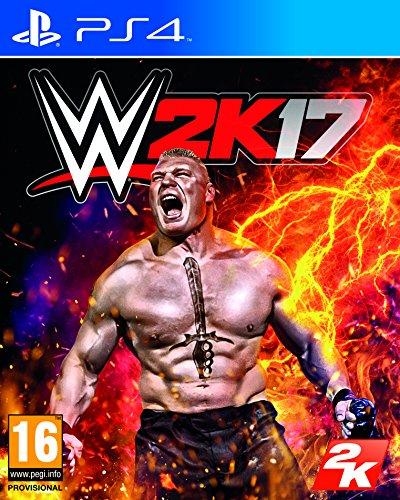 Ps4 WWE 2K17 (Includes The Goldberg Pack) (Eu)