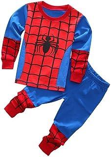 f083accc1b Meteora Boys Pajamas Kids Short Sets 100% Cotton Clothes Cartoon Sleepwears