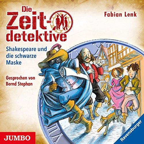 Shakespeare und die schwarze Maske Titelbild
