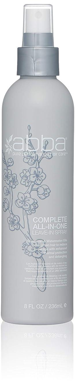 検出する鎮痛剤歌アバ Complete All-In-One Leave-In Spray 236ml/8oz並行輸入品