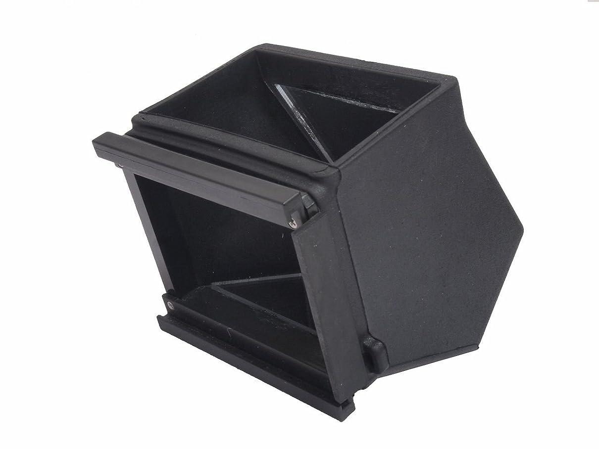 違うレイアウト空白UNZ-2643 PT-058等用液晶アングルモニター (フード)
