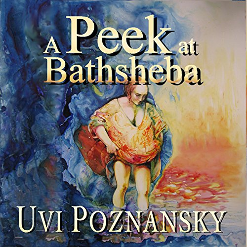 A Peek at Bathsheba audiobook cover art