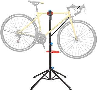 Femor Soporte de Reparación de Bicicletas, Caballete Reparación para Bicicleta, Altura Ajustable, Portátil, Plegable, para...