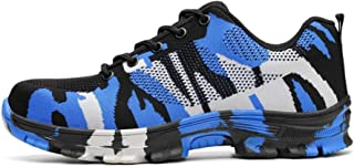 Indestructible Shoes Camouflage Blue