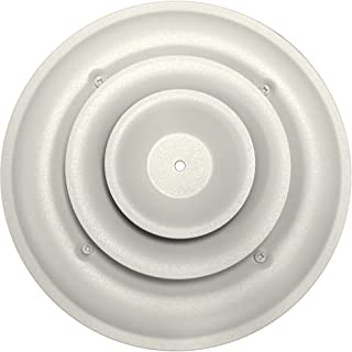 replacing round ceiling diffuser