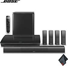 Bose Lifestyle 650 Home Theater System with OmniJewel Speakers (Black)