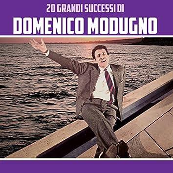 20 Grandi Successi di Domenico Modugno