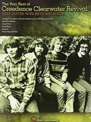 The Very Best Of Creedence Clearwater Revival: Easy Guitar With Riffs And Solos
