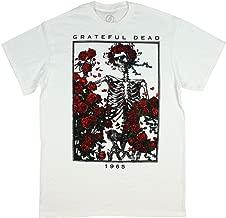 Grateful Dead Men's Skull of Roses 1965 Bertha T-Shirt