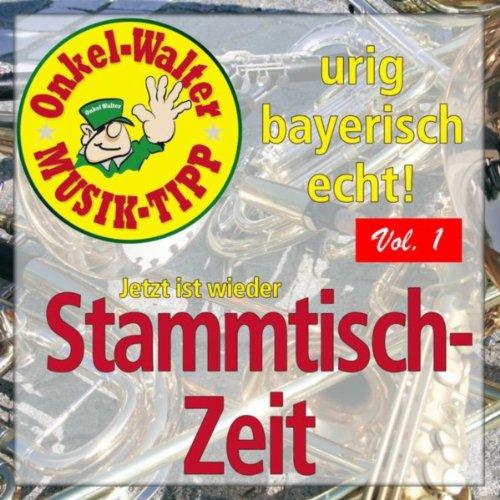 A Weißwurst, a Brez'n und a Bier