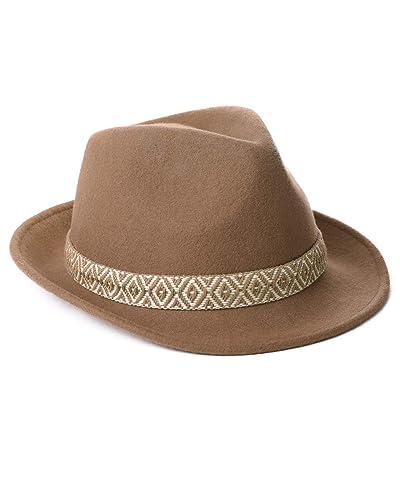 27571424c0e59 Women s Felt Hats  Amazon.com