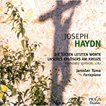 Haydn: Seven Last Words of Christ for Piano