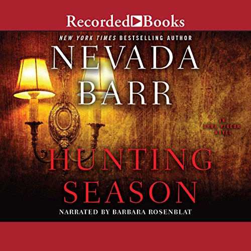 Hunting Season: An Anna Pigeon Novel cover art
