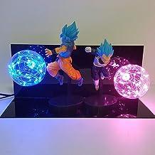 Dragon Ball Super Lamp Goku Vegeta Kamehameha Galick GUN Lamparas Dragon Ball Z Bureaulamp Super Saiyan DBZ LED Nachtlampje
