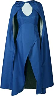 Womens Top Design Cosplay Show Costume Dress Cloak