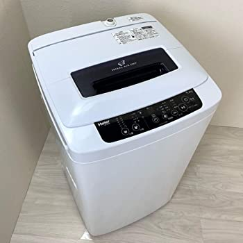 ハイアール 4.2kg 全自動洗濯機 ブラックHaier JW-K42H(K)