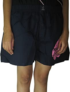 Goodluck Cotton Shorts Size: XL Waist Size 42 inch in Relax Black