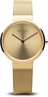 Bering Women's Analogue Quartz Watch with Stainless Steel Strap 14531-333