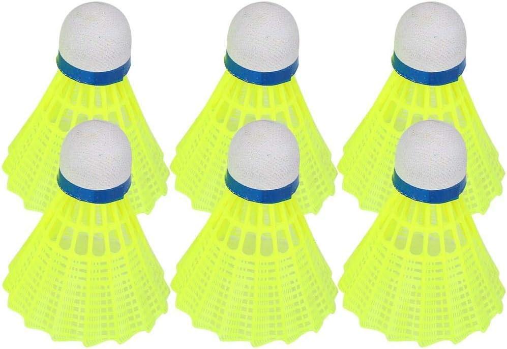 Austin Mall Vbestlife Badminton 6Pcs Set Outstanding Ball Professional S Nylon