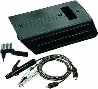 Corredo para soldar Composición Color Cable 10 mm2 2 m DINSE 25, cable 10 mm2 3 m DINSE 25, pinza porta electrodo, cepillo, máscara, alicates de masa 250 A, ...