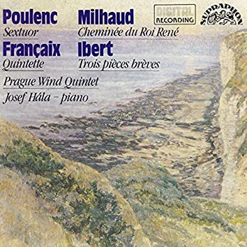 Poulenc, Milhaud, Ibert, Francaix: Modern French Music for Wind Instruments