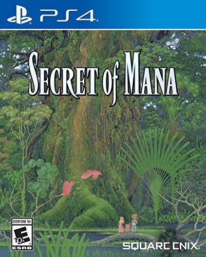Secret of Mana - PlayStation 4 - Standard Edition