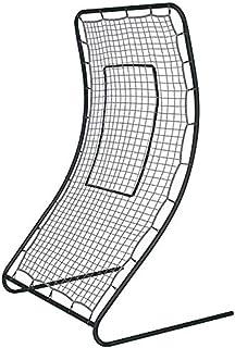 AMAIRS Rebound Net, Baseball Net Arc Strike Rebound Net Pitching Träning Rebound Maskin Träning Nät Softball Net Träning N...