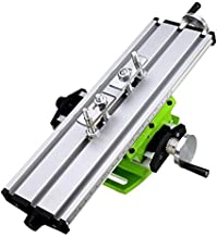 Mini Milling Machine Work Table Vise Portable Compound Bench X-Y 2 Axis Adjustive Cross..