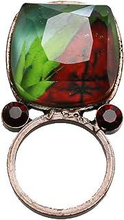 TAMARUSAN Glass Holder Pin Brooch Lemon Red Reading Glass Sunglasses