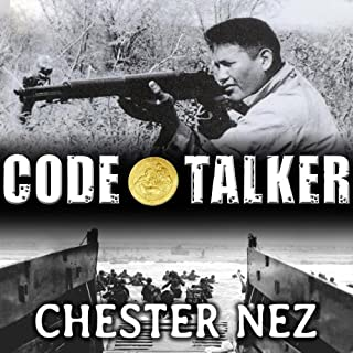 Code Talker     The First and Only Memoir by One of the Original Navajo Code Talkers of WW II              By:                                                                                                                                 Chester Nez,                                                                                        Judith Schiess Avila                               Narrated by:                                                                                                                                 David Colacci                      Length: 9 hrs and 37 mins     1,698 ratings     Overall 4.5