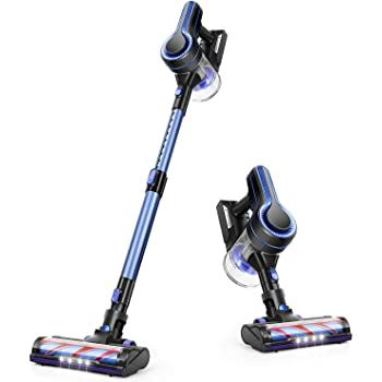 Detachable Battery Lightweight eufy HomeVac S11 Go Cordless Stick-Vacuum Cleaner 120AW Suction Power Cordless Deep Clean Carpet to Hard Floor