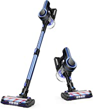 APOSEN Cordless Vacuum Cleaner, 18KPa Powerful Suction 250W Brushless Motor 4 in 1 Stick..