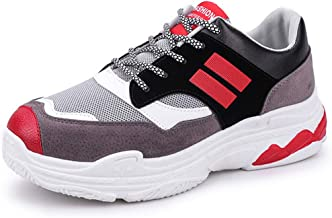 A-LING Sport Baseball Shoes Fashion Outdoor Sneakers Lightweight Gym Athletic Shoe for Men