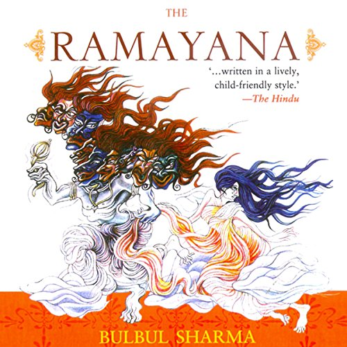 The Ramayana cover art