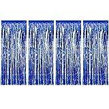 azul rojo organizador de armario impermeable con 3 bolsillos Gobesty Organizador para colgar en la puerta 2 piezas Bolsa de almacenamiento para colgar en la pared