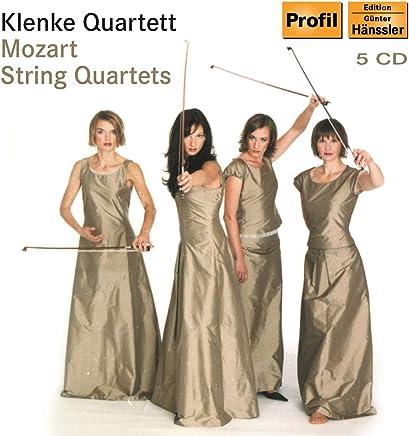 Annegret Klenke - Klenke Quartett: Mozart String Quartets (2019) LEAK ALBUM