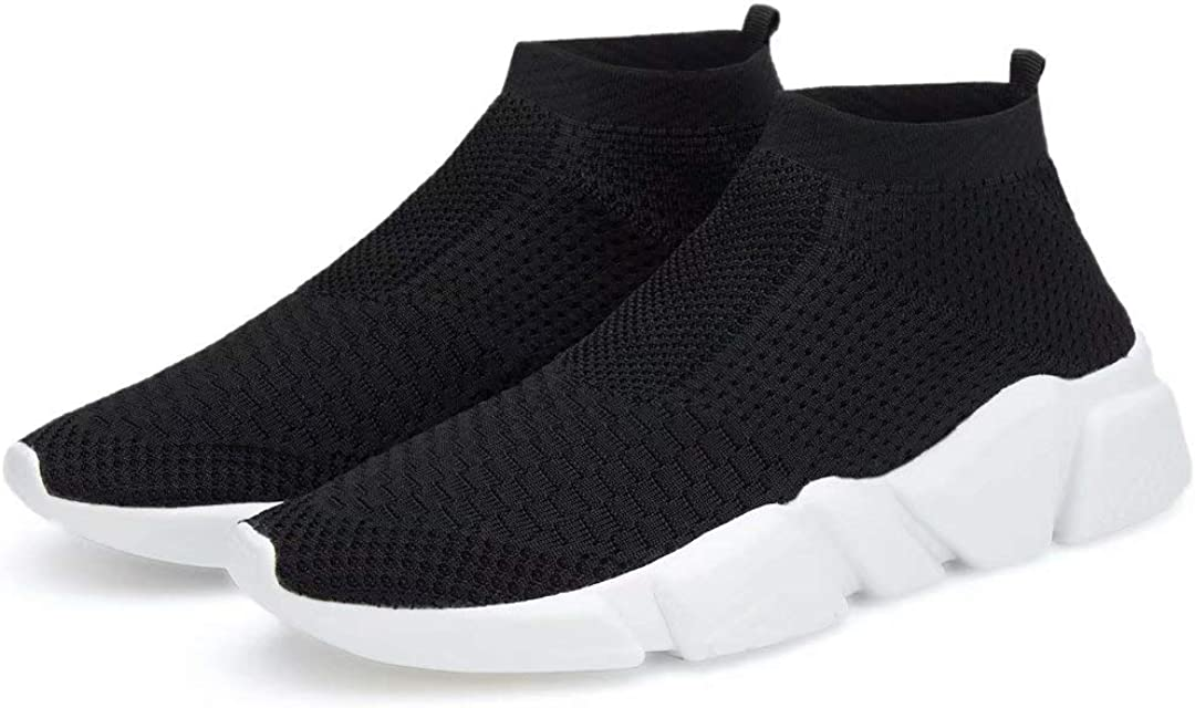 Voxge Men's and Women's Sock Lightweight Columbus Mall Sneakers Ath Breathable Super sale period limited
