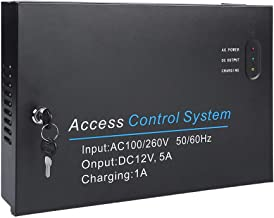 Good Performance Access Control Power Supply, Black Compact Styling Access Power Supply, Safer Anti-Theft System Interior ...