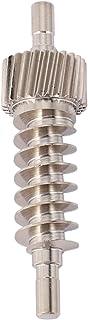 XIAOFANG Asiento del Muslo reparación Soporte del Motor del Engranaje en Forma for el 5 Serie 7 X5 X6 E60 E61 F07 F10 F11 F01 F02 F03 E66 F04 52107068045 (Color Name : Silver)