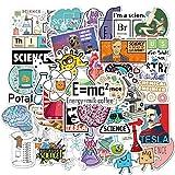 Lustige Wissenschaftslabor-Aufkleber für Studenten, Laptop, Chemielabor, Aufkleber für Auto, Motorrad, Fahrrad, Gepäck, Helm, Graffiti-Patches, Skateboard-Aufkleber (Science Laboratory)