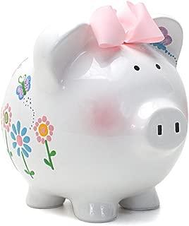 Child to Cherish Piggy Bank, Flutter Flies