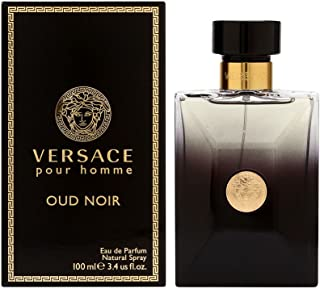 Versace Oud Noir for Men - Eau de Parfum, 100 ml