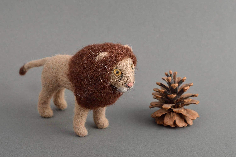 Handmade Toy Animal Toy for Gift Ideas Decor Ideas Unusual Woolen Toys