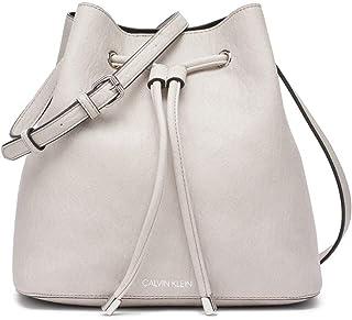 Calvin Klein Damen Shoulder Bag Gabrianna Novelty Bucket Schultertasche, Einheitsgröße