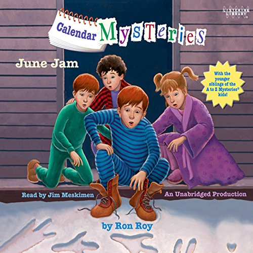 June Jam audiobook cover art