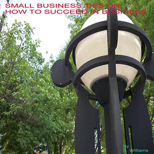 Small-Business Tips cover art