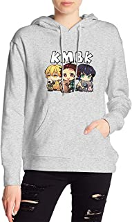 Hashibira Inosuke Tanjirou Agatsuma Zenitsu Demon Slayer Kimetsu No Yaiba Hoodies Sweatshirt Adult Pullovers for Women