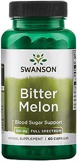 Sponsored Ad - Swanson Full Spectrum Bitter Melon 500 Milligrams 60 Capsules