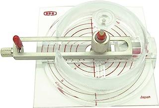 エヌティー カッター 円切りカッター 替刃付き iC-1500P クリア